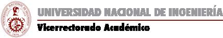 Portal Web VRA-UNI